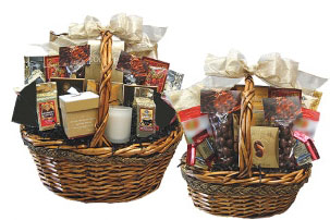 Gift Baskets - Top Image